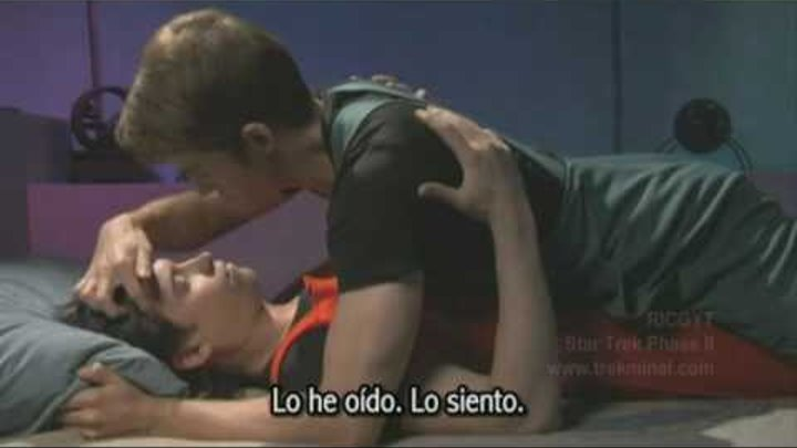 "Gay Short: StarTrek Phase II ""Blood and Fire. Part. 1"" (Spanish subtitles)"