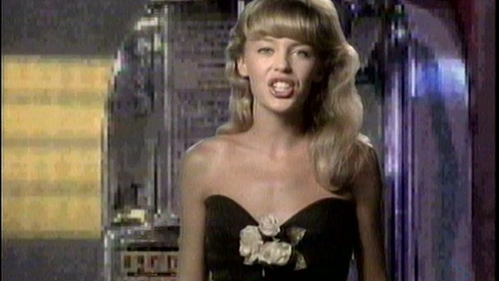 Kylie Minogue «I Should Be So Lucky» (1987) [MixMash Version]