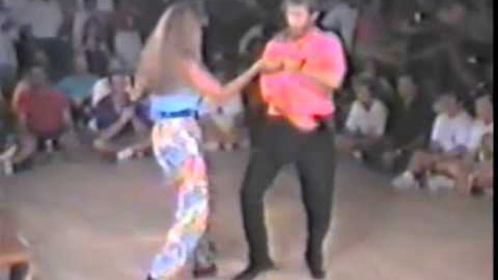 1992 - Jackie McGee & Charlie Womble - Fat Harold's Labor Day Contest - September 5