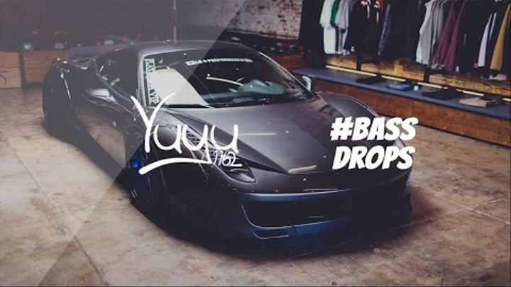 TOP 10 BASS DROPS - AMAZING BASS - 2016 May 5 [BASS BOOSTED]