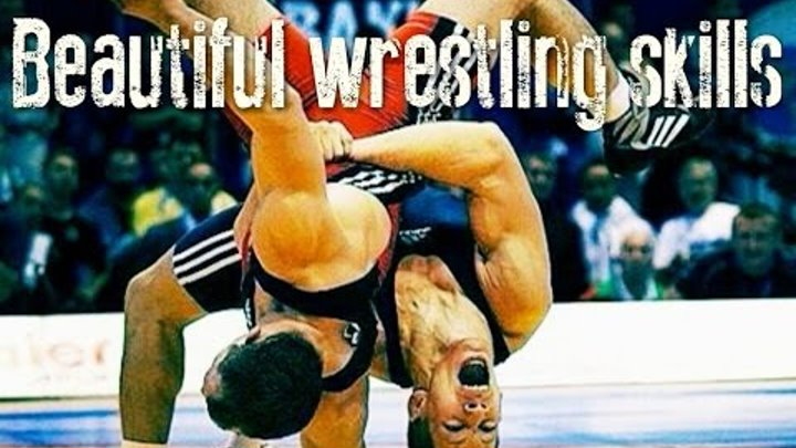 Beautiful Wrestling Skills l Highlight