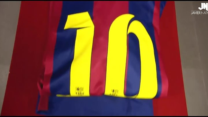 Lionel Messi ● Overall 2015 720 HD