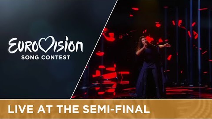 Jamala - 1944 (Ukraine) Live at Semi-Final 2 of the 2016 Eurovision Song Contest