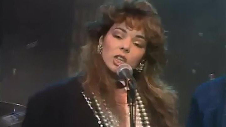 Sandra «In The Heat Of The Night» (Top Pop, Holland 1985)