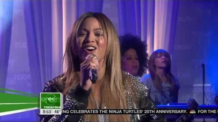 [1080p] Beyonce - Halo @ (Today Show) HD