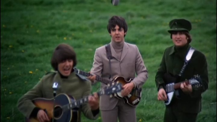The Beatles «I Need You» (Soundtrack from film «Help!»1965)