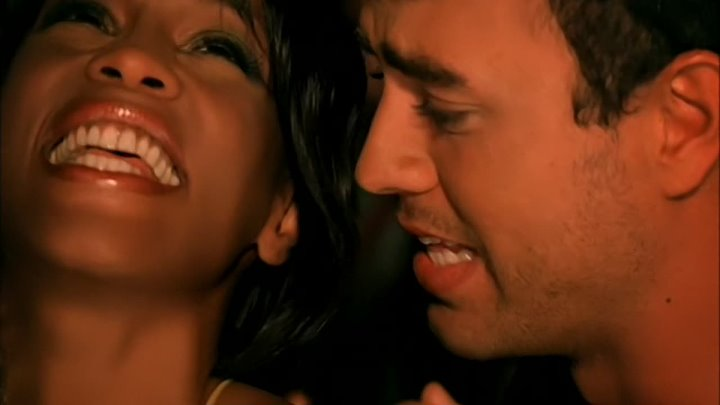 Whitney Houston & Enrique Iglesias - Could I Have This Kiss Forever - 2000 - Official Video - Full HD 1080p - группа Танцевальная Тусовка HD / Dance Party HD