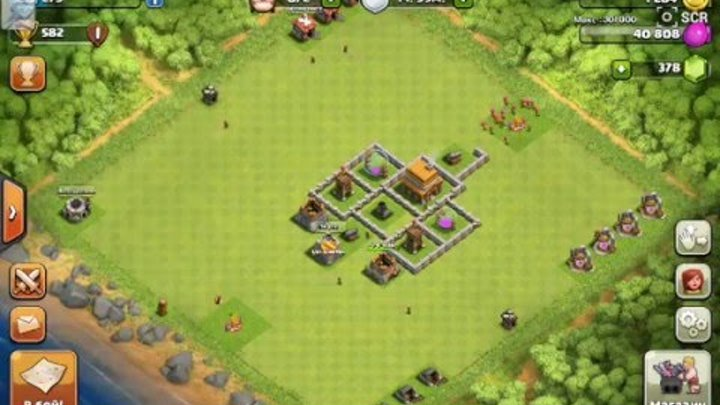 Взлом клэш эф клэнс. Cheat for clash of clans