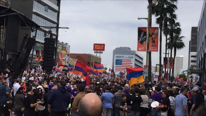 1915 Armenian Genocide Will Never Be Forgotten.