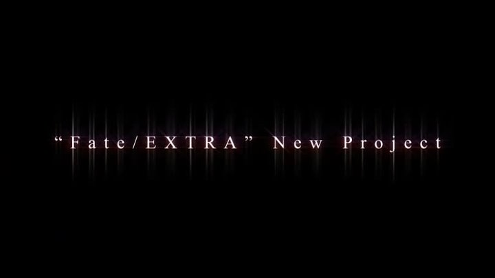 FateEXTRA Last Encore Announcement Teaser, Premiere in 2017