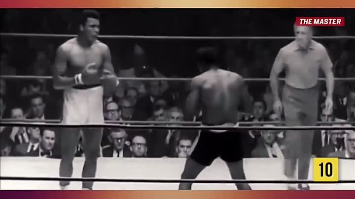 Top 10 Muhammad Ali Knockouts