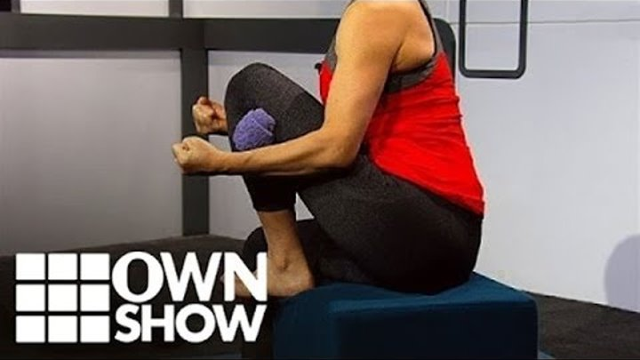 The Stretch That Will Make Your Knees Feel 10 Years Younger   #OWNSHOW   Oprah Winfrey Network