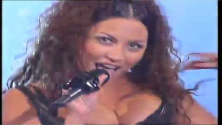 Anita Doth (2 Unlimited) - No Limit (Live 2004 HD)