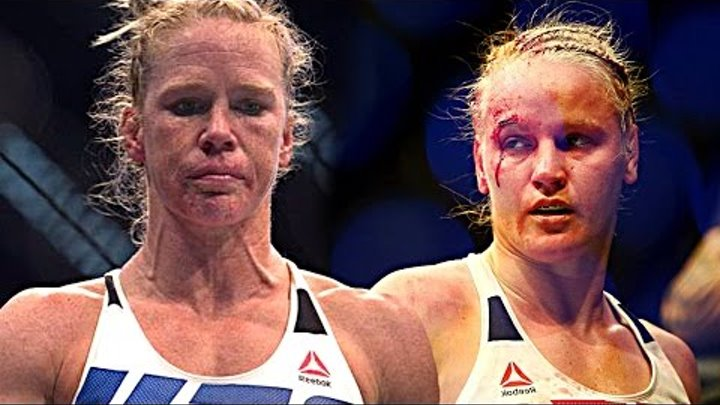 HOLLY HOLM vs VALENTINA SHEVCHENKO | UFC on FOX 20