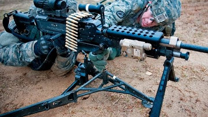 the m240b the weapon of the