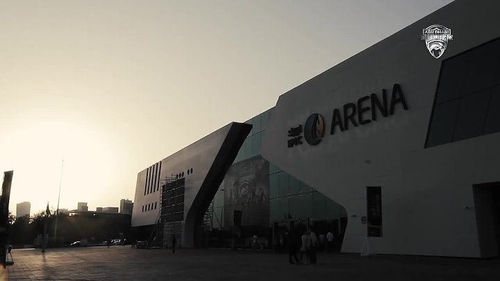 Abu Dhabi Warriors 4 - HL