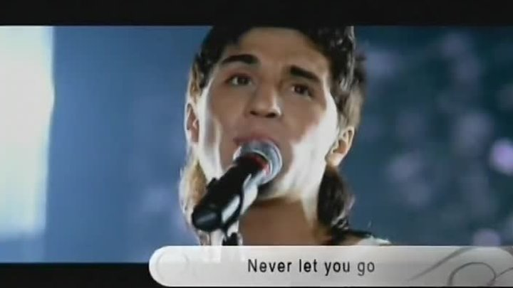 Dima Bilan - Never Let You Go (Russia - Official Video - Eurovision Song Contest 2006)