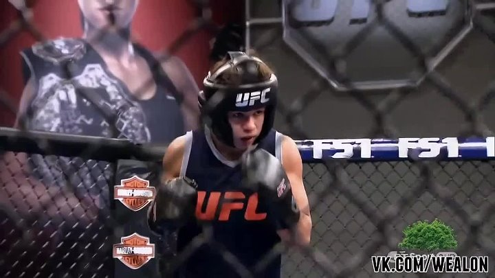 The Ultimate Fighter 23_ Joanna vs Claudia - 5 эпизод [РУССКАЯ озвучка]