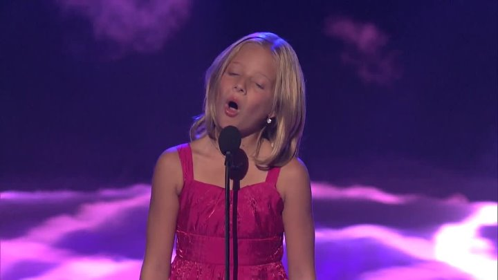 America Got Talent YouTube Special - Jackie Evancho