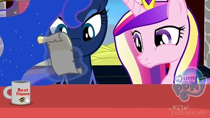 My Little Pony New Friendship, Episodio 4. (Eng subs)
