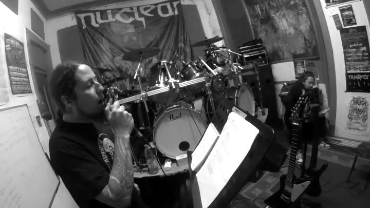 Nuclear - Evil Dead (Death Cover)