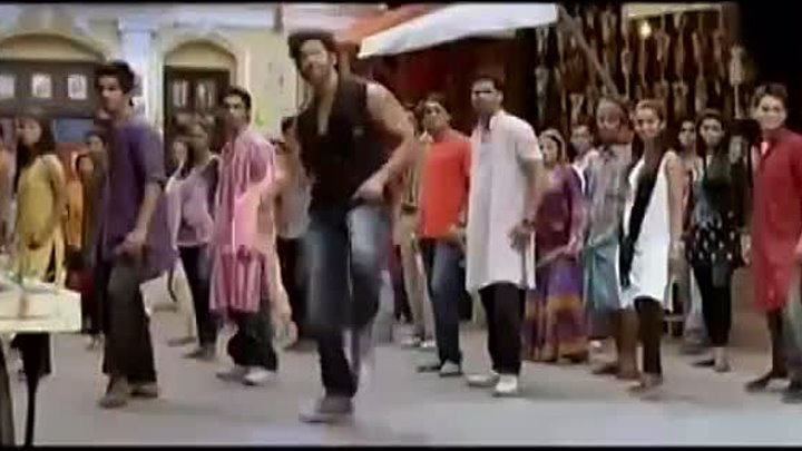 Hrithik Roshan - Just Dance music video