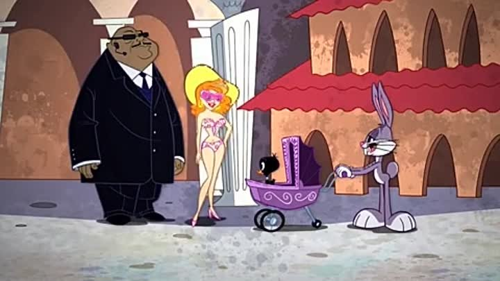 Шоу Луни Тюнз _ The Looney Tunes Show 7 серия