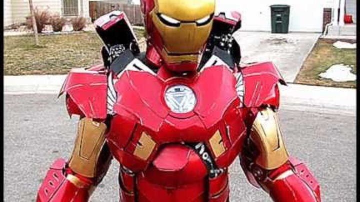 Master Le Cosplay's: Iron Man Mark 7 UPDATE Final 2/2