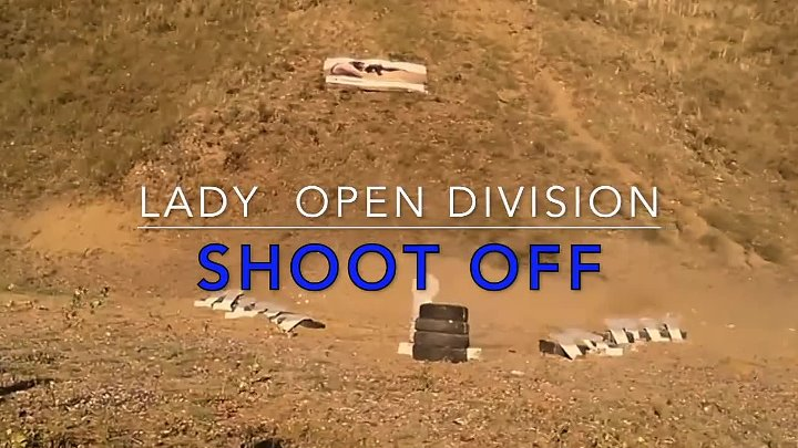 Shoot off - Lady - Russian Shotgun Nationals