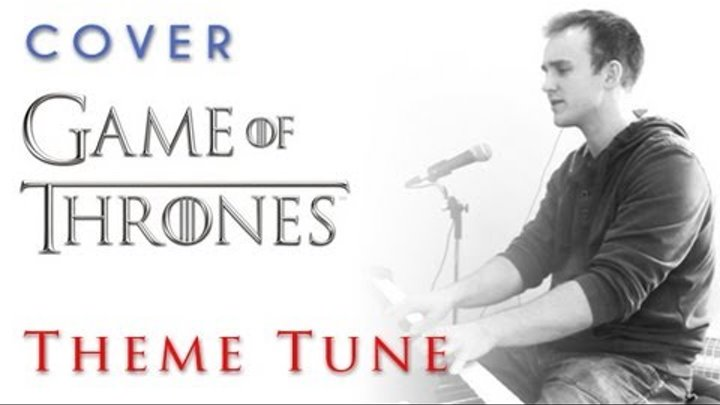 Game Of Thrones Theme (piano cover & tutorial)