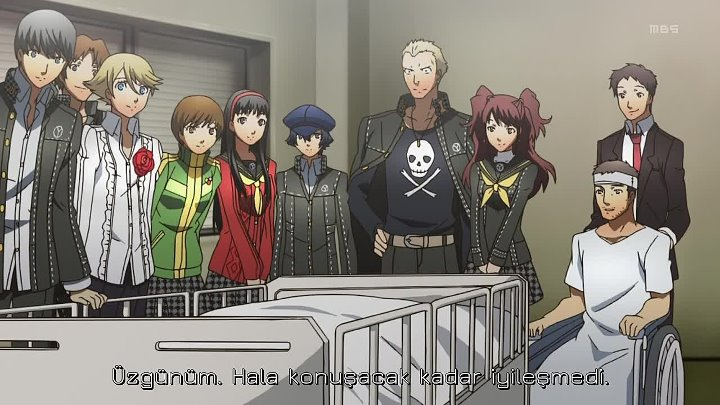 [Commie] Persona 4 - 22v2