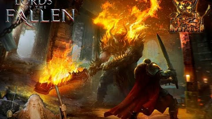 Lords Of The Fallen [#9] Кузнец