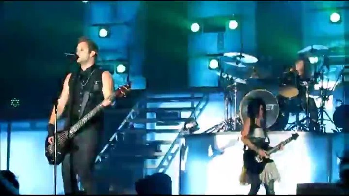 Skillet - Its Not Me Its You (Live Quincy, IL)