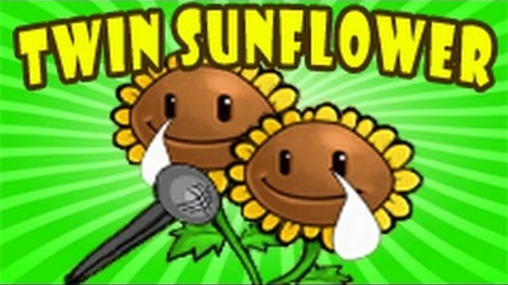 Plants vs Zombies - Twin sunflower song Failure
