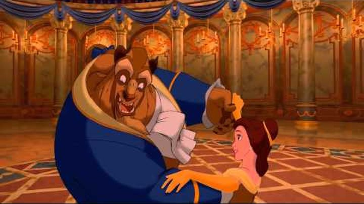 Beauty and the Beast 3D in theaters again (trailer (russian version)) [HD 720]