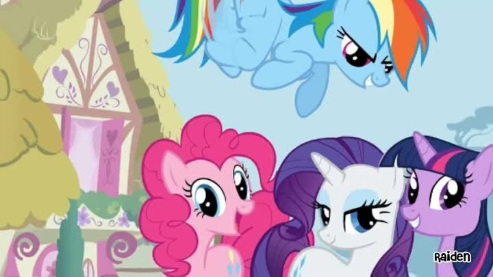 When I'm MLP