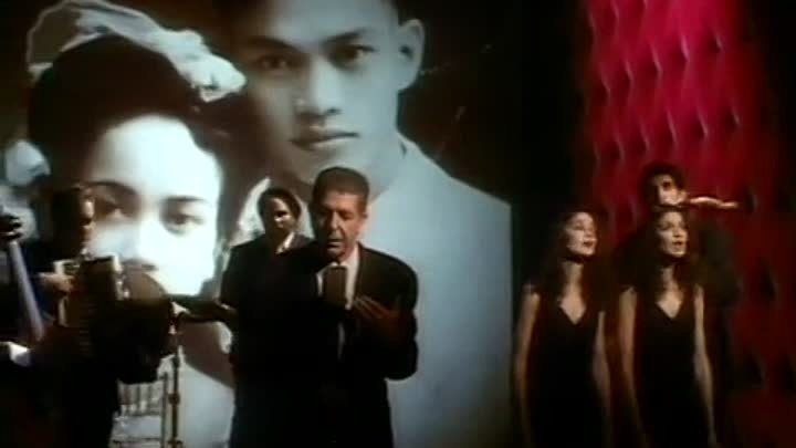 Leonard Cohen - Dance Me to the End of Love [OFFICIAL VIDEO]