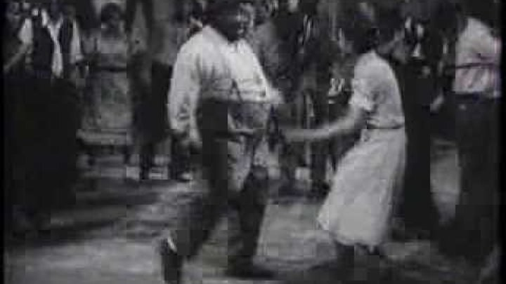 Lindy Hop - Marx Brothers Day at the Races 1937