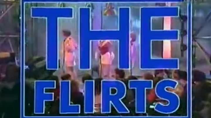 The Flirts - Helpless - 1982 -