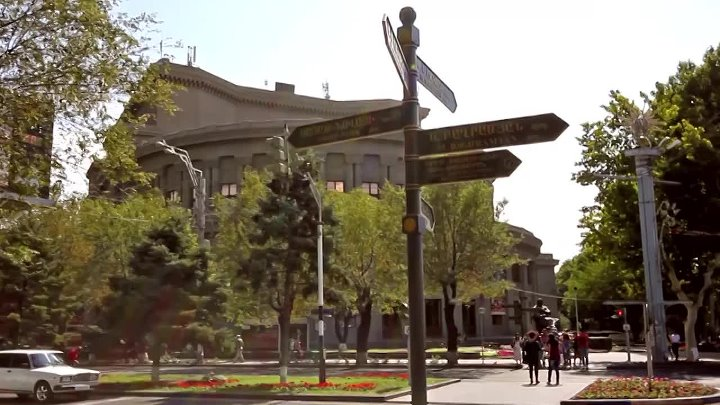 WELCOME TO YEREVAN! (by M.Gevorgyan & T.Iskandaryan)