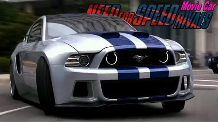 Need for Speed Rivals [Türkçe] Gameplay 2014 Mustang GT NFS Movie Car