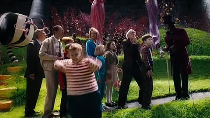 Чарли и шоколадная фабрика / Charlie & The Chocolate Factory (2005)