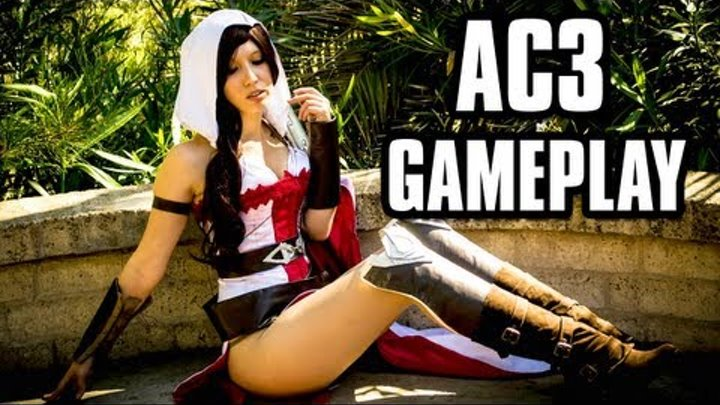 Assassin's Creed 3 Gameplay [ACIII HD Trailer] XBOX PS3 PC Wii U
