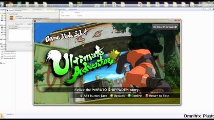 Naruto Shippuden: Ultimate Ninja Storm 3 -Tutorial- How to swap DLC characters