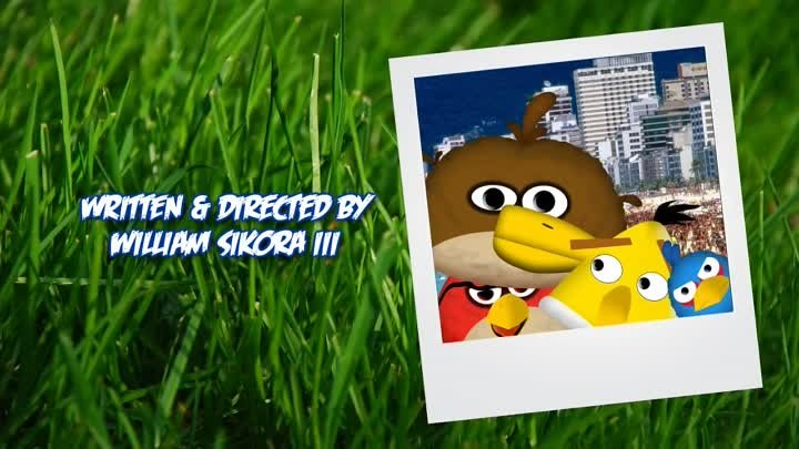 Angry Birds: Secret Weapon - Parody