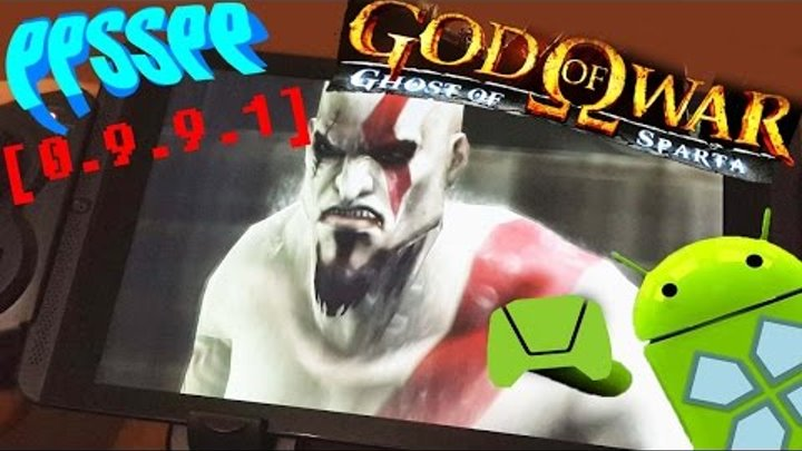God of War: Ghost of Sparta PPSSPP 0.9.9.1 on Nvidia Shield Tablet (Tegra k1) My Best Settings