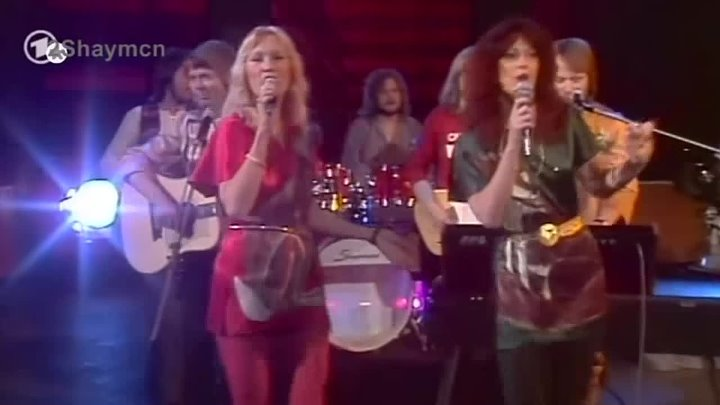 ABBA - Take A Chance On Me.HD