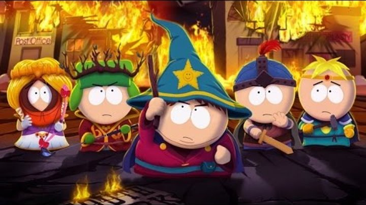 South Park:The Stick of Truth #14 Битва в школе