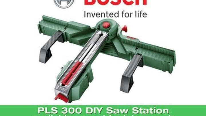 Bosch PLS 300 DIY Saw Station