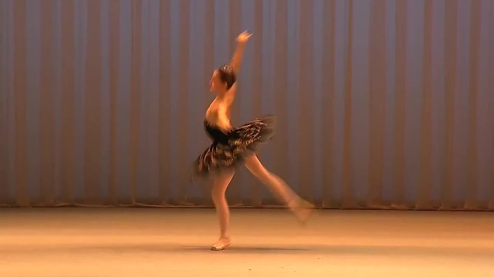 Miko Fogarty, 16, Moscow IBC 2013 Gold Medalist - Black Swan -